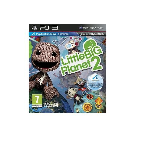 SONY hra PS3Little Big Planet 2