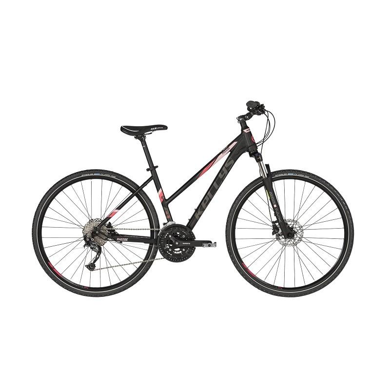 KELLYS PHEEBE 30 Dark Pink S 2019 dámsky crossový bicykel