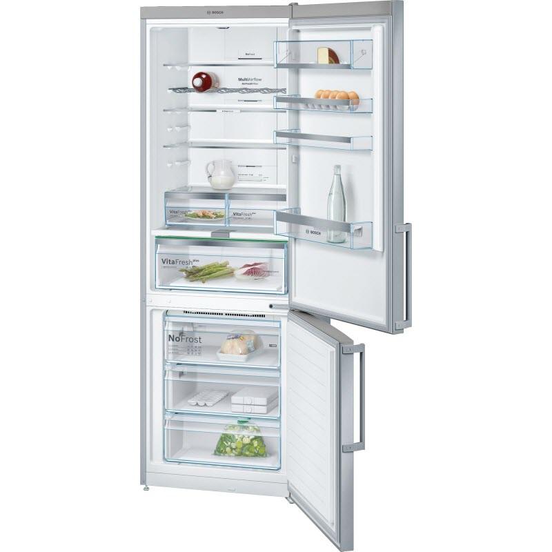 BOSCH KGN49AI31 chladnička kombi Home Connect